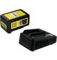 KÄRCHER Starter Kit Battery Power, 5 Ah, 18 V, Lithium-Ionen, Schwarz | Gelb-Thumbnail