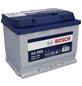 BOSCH Starterbatterie, BOSCH silver, 12V 60 Ah A540 S4 KSN S4 005-Thumbnail