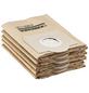 KÄRCHER Staubbeutel » WD 3.500P«, aus Papier, 5 Stück, für Nass- und Trockensauger-Thumbnail