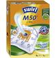 SWIRL Staubsaugerbeutel »MicroPor®«, aus Vlies, 4 Stück, M50-Thumbnail