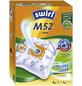 SWIRL Staubsaugerbeutel »MicroPor®«, aus Vlies, 4 Stück, M52-Thumbnail