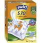 SWIRL Staubsaugerbeutel »MicroPor®«, aus Vlies, 4 Stück, S70-Thumbnail