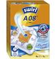 SWIRL Staubsaugerbeutel »MicroPor® Plus«, aus Vlies, 4 Beutel + 1 Filter, A08-Thumbnail
