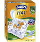 SWIRL Staubsaugerbeutel »MicroPor® Plus«, aus Vlies, 4 Beutel + 1 Filter, H41-Thumbnail