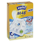 SWIRL Staubsaugerbeutel »MicroPor® Plus«, aus Vlies, 4 Stück , M48, für Staubsauger von Miele-Thumbnail