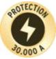 Brennenstuhl® Steckdosenleiste »Premium Line«, 4-fach, Kabellänge: 1,8 m, schwarz-Thumbnail