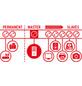 Brennenstuhl® Steckdosenleiste »Secure Tec 1159490936«, 8-fach, Kabellänge: 3 m-Thumbnail