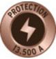 Brennenstuhl® Steckdosenleiste »Super-Solid«, 5-fach, 2,5 m-Thumbnail