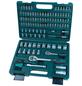 BRUEDER MANNESMANN WERKZEUGE Steckschlüsselkasten »Green Line« 115-teilig, Schlüsselgröße: 4 - 24 mm-Thumbnail