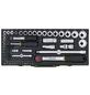 PROXXON Steckschlüsselsatz »Industrial« 56-teilig, Schlüsselgröße: 12,5 und 6,3 mm-Thumbnail