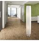 Stehleuchte »BAILEY« Weiß mit 40 W, 2-flammig, H: 119 cm, E27 ohne Leuchtmittel-Thumbnail