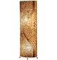 GLOBO LIGHTING Stehleuchte »BALI« braun mit 60 W, 2-flammig, H: 149 cm, E27 ohne Leuchtmittel-Thumbnail