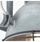 BRILLIANT Stehleuchte betonfarben mit 120 W, 2-flammig, H: 161 cm, E27 ohne Leuchtmittel-Thumbnail