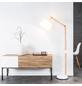 BRILLIANT Stehleuchte »Carlyn« holzfarben/weiß mit 60 W, H: 163 cm, E27 ohne Leuchtmittel-Thumbnail