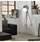 EGLO Stehleuchte »UPSTREET« weiß/nickelfarben/gruen mit 60 W, Schirm-Ø x H: 23 x 98; 150 cm, E27 ohne Leuchtmittel-Thumbnail