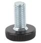 GAH ALBERTS Stellschraube, für Gewindestopfen, Stahl/Kunststoff, M8 x 20 mm, 4 St.-Thumbnail