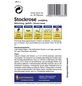 KIEPENKERL Stockrose, Alcea rosea, Samen, Blüte: mehrfarbig-Thumbnail