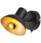 GLOBO LIGHTING Strahler »LOTTE«, inkl. Leuchtmittel in warmweiß-Thumbnail