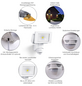 STEINEL Strahler »LS 150 LED«, 20,5 W, inkl. Bewegungsmelder-Thumbnail