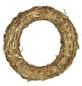 CASAYA Strohkranz, Ø 25 cm, natur, Stroh-Thumbnail