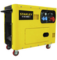 STANLEY Stromgenerator »Stanley Diesel Generator D-SG6000-1«-Thumbnail