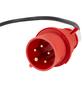 Brennenstuhl® Stromstation »CEE1 IP44 1151600«, 4-fach, Kabellänge: 2 m-Thumbnail