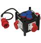 Brennenstuhl® Stromverteiler »BSV 3 LS E/16 2 IP44«, 6-fach, Kabellänge: 1 m-Thumbnail