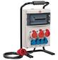 Brennenstuhl® Stromverteiler »BSV 4 IP44 1154900020«, 7-fach, Kabellänge: 2 m-Thumbnail
