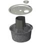 OASE Stützelement »U-Base«, B x H: 33,75 x 36,5 cm, Kunststoff, grau-Thumbnail