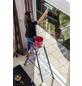 KRAUSE Stufen-Doppelleiter »MONTO«, Anzahl Sprossen: 12, Aluminium-Thumbnail