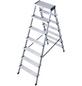 KRAUSE Stufen-Doppelleiter »MONTO«, Anzahl Sprossen 14-Thumbnail