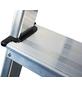 KRAUSE Stufen-Doppelleiter »MONTO«, Anzahl Sprossen: 6, Aluminium-Thumbnail