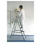 KRAUSE Stufen-Stehleiter »CORDA«, Anzahl Sprossen: 6, Aluminium-Thumbnail
