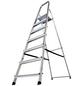 KRAUSE Stufen-Stehleiter »CORDA«, Anzahl Sprossen 7-Thumbnail