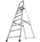 KRAUSE Stufen-Stehleiter »CORDA«, Anzahl Sprossen 8-Thumbnail
