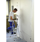 KRAUSE Stufen-Stehleiter »MONTO«, Anzahl Sprossen: 3, Aluminium-Thumbnail