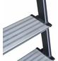 KRAUSE Stufen-Stehleiter »MONTO«, Anzahl Sprossen: 8, Aluminium-Thumbnail