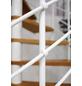 DOLLE Stufenelement »Oslo«, Buche, Weiß, bis 276 cm Raumhöhe-Thumbnail