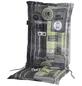 MADISON Stuhlauflage »Ruita«, grün/grau, BxL: 50 x 123 cm-Thumbnail