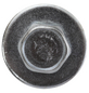 SWG SW 8-Blechschrauben, ØxL: 5,5 x 13 mm, Stahl, 5 Stück-Thumbnail