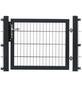 FLORAWORLD Systemtor »Premium«, BxH: 125 x 130 cm, Stahl, anthrazit-Thumbnail