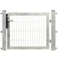 FLORAWORLD Systemtor »Premium«, BxH: 125 x 130 cm, Stahl, silberfarben-Thumbnail