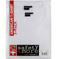 SAFETY AND MORE T-Shirt, Baumwolle, Weiß, XL-Thumbnail