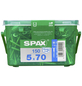 SPAX T20-Edelstahlschraube »T-STAR plus«, 41 x 70 mm, rostfreier Edelstahl, 150 Stück-Thumbnail