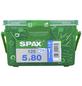 SPAX T20-Edelstahlschraube »T-STAR plus«, 46 x 80 mm, rostfreier Edelstahl, 125 Stück-Thumbnail