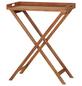 SIENA GARDEN Tablett »Minera«, Holz, natur, BxHxT: 80 x 99,5 x 45 cm-Thumbnail
