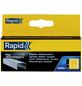 RAPID Tackerklammern, 10 mm, Heftklammer Typ 13, 2500 St., in Schachtelverpackung-Thumbnail