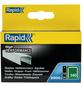 RAPID Tackerklammern, 10 mm, Heftklammer Typ 140, Klammern 140/10 mm 2.000 St., Box-Thumbnail