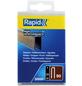RAPID Tackerklammern, 20 mm, Heftklammer Typ 90, 3000 St., in wiederverschließbarer Kunststoffbox-Thumbnail