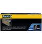 RAPID Tackerklammern, 25 mm, Heftklammer Typ 606, 4000 St., in Schachtelverpackung-Thumbnail